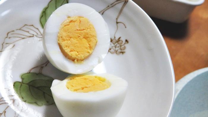 クッキングプロ(電気圧力鍋)ゆで卵の作り方