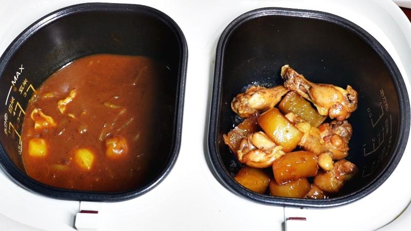 ツインシェフの4品同時調理とレシピに迷ったら「炊飯レシピ」を活用しよう