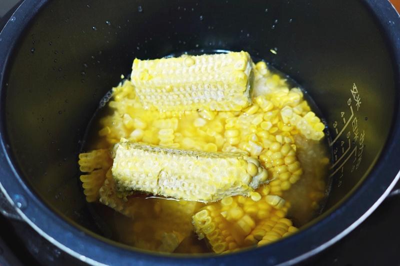 バター醤油炊き込みご飯